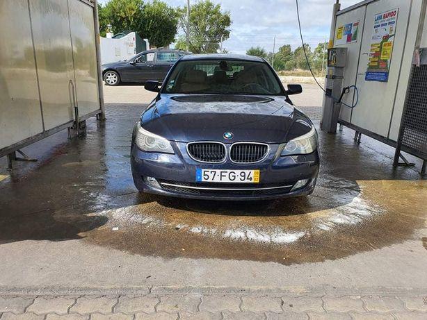 BMW 520 220km reais 177cv aceito retoma