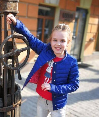 Куртка piazza italia для девочки