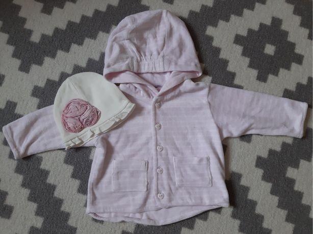Kurteczka/bluza niemowlęca