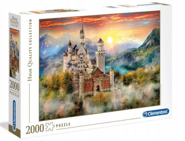 Clementoni 32559 Puzzle 2000 EL. NEUSCHWANSTEIN