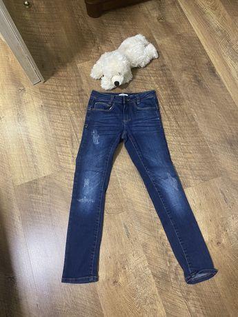 Продам джинсы Liu-jo девочке 8 лет