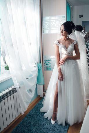 ЦІНА ЗНИЖЕНА !!! Весільна сукня від дому Feya (вибір року 2019)