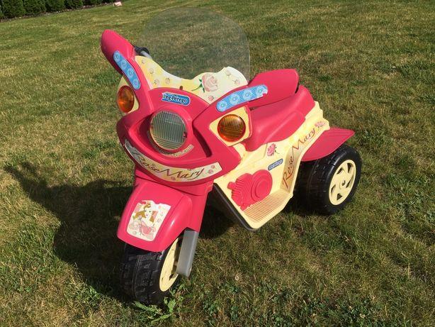 Motorek dla dziecka na akumulator
