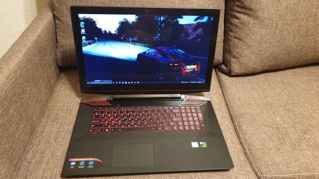 Игровой Ноутбук lenovo Y700-17ISK (i7, 8GB, GTX 960M 4GB, SSD 128GB, H