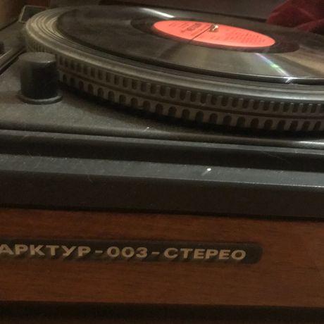 Програвач вінілових платівок «Арктур-003-стерео»