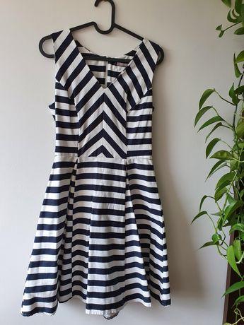 Sukienka w paski Orsay
