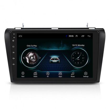 Штатная Магнитола Mazda 3 Android 10.1 GPS (2003-2009 2009-2013