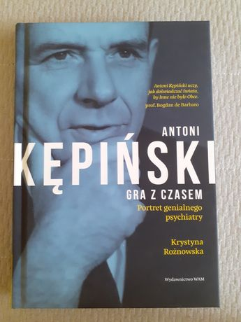 Książka Kępiński Gra z czasem