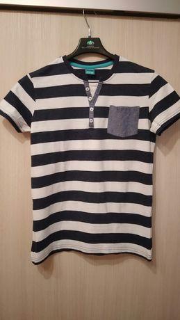 Okazja - Koszulka, t-shirt chłopięcy Y.F.K. 146/152