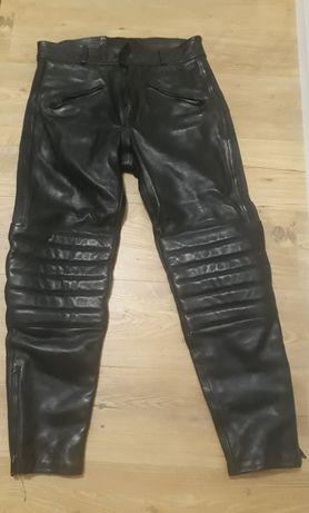 Spodnie motocyklowe L