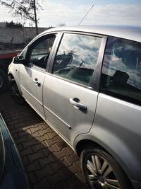Drzwi tył lewe Ford c max 2005