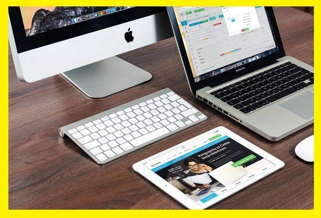 Sklepy i strony www budowa serwisy www rezerwacja płatność w ratach