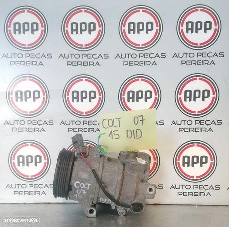 Compressor ar condicionado Mitsubishi Colt, Smart Forfour 1.5 DID de 2007.