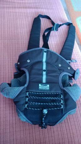Рюкзак переноска кенгуру Tomy Freestyle fleece