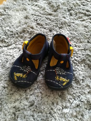 Befado kapcie sandały sandałki 18