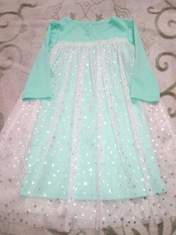 Платье для принцессы 2-3,5года