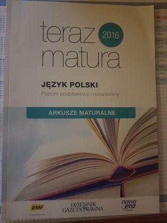 Arkusze maturalne język polski 2016