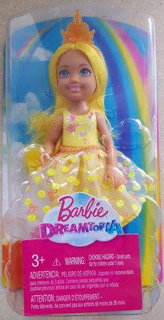 Barbie Dreamtopia Rainbow Cove, Chelsea, Nowe