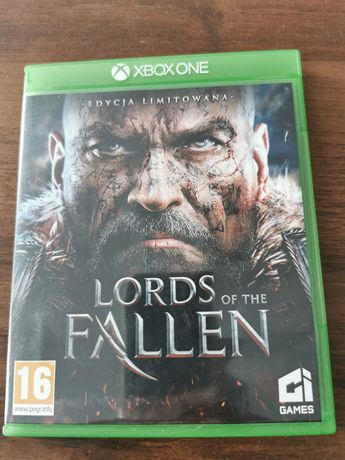 Lords of the fallen gra xbox one