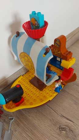 Lego Duplo 10514 Jake i piraci, statek