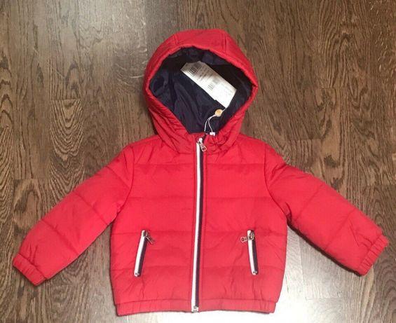 Легкая куртка Original Marines для мальчика 0/3мес; 3/6мес