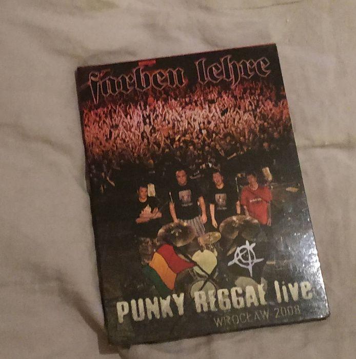 Farben Lehre - Punky Reggae Live - koncert DVD Warszawa - image 1
