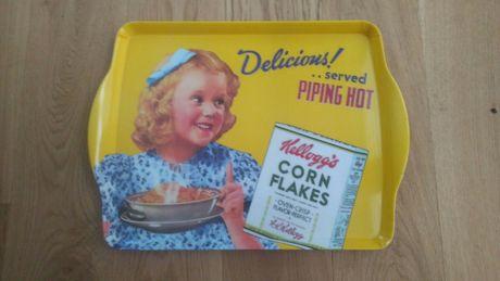 Vintage taca śniadaniowa Kelloggs