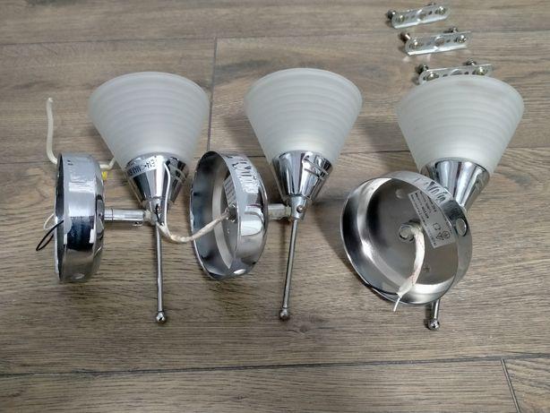 Продам 3 светильника