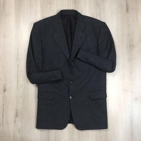 Оригинал! XL Пиджак полушерстяной Westbrook темно-синий шерсть хл