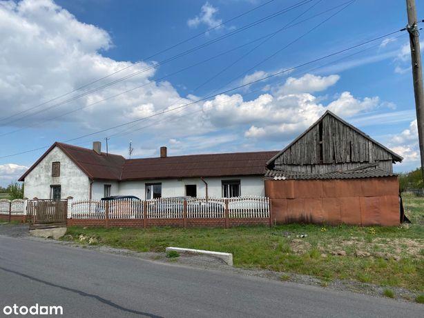 Dom 76m2 ,działka 31 ar ,Jaworzno ,Gmina Rudniki