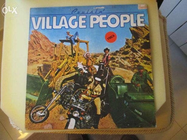 LP Cruisin (Village People) (1978)