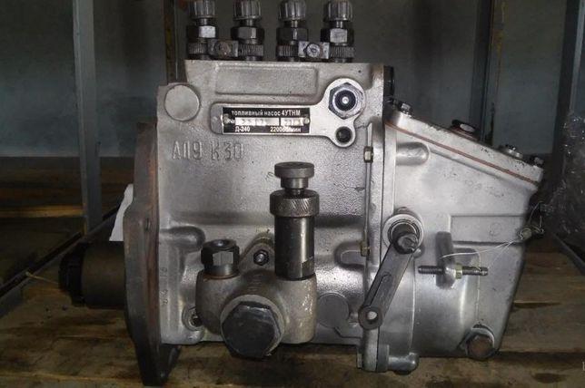Топливный насос ТНВД на МТЗ ЮМЗ Т-40 Т-25 Т-150