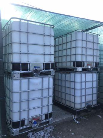 Еврокуб 800 грн кубовая бочка пластиковая емкость 220 230 л Каменское