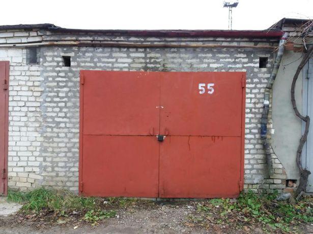 Цегляний гараж в Рясне-1, продаж