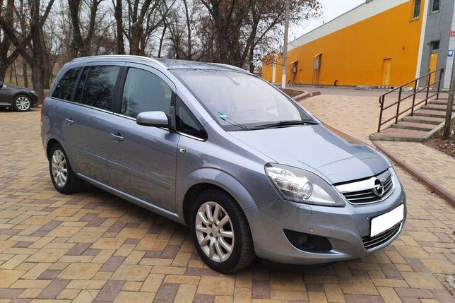 Опель Зафира Opel Zafira в идеале