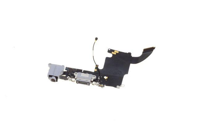 Oryginalna Taśma Złącze Gniazdo Ładowania Apple Iphone 6S Szare