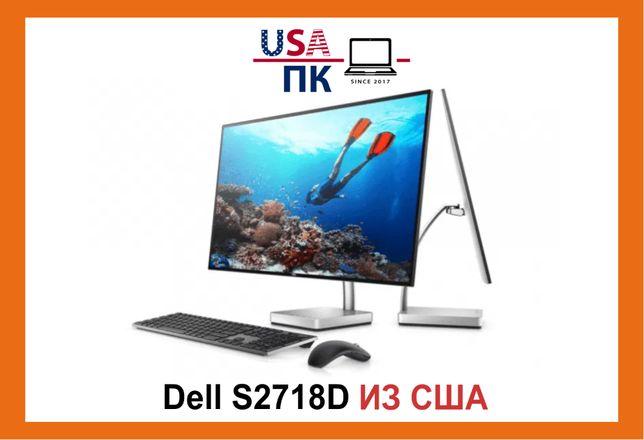 """Гарантия! Монитор 27"""" Dell S2718D/Оригинал из США!"""
