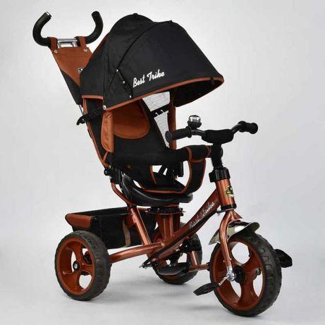 Детский рёхколёсный велосипед Trike, триколісний велосипед, ровер