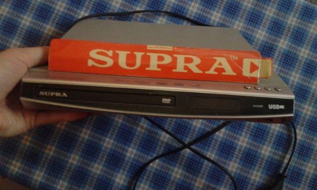 Blu-Ray2 плеер Supra S-DP15S на запчасти DVD SUPRA USB Караоке