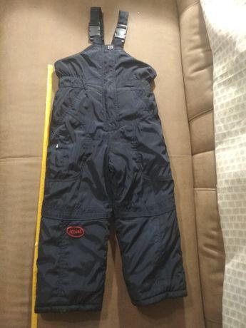 Комбинезон, тёплые штаны