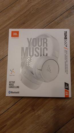 Nowe słuchawki JBL Tune 660NC