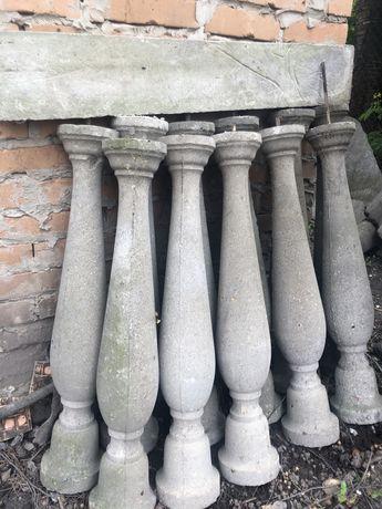 Балясини з бетону