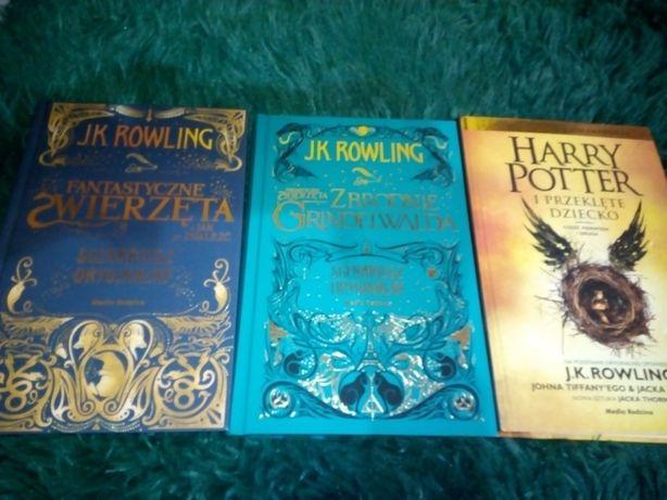 Fantastyczne zwierzęta + Harry Potter