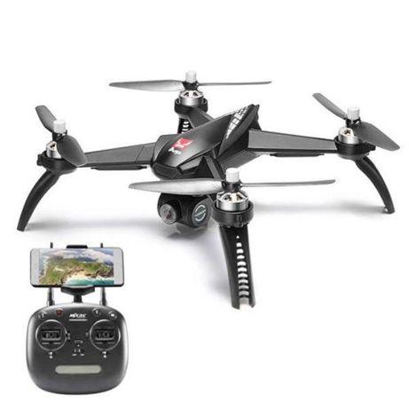 квадрокоптер MJX Bugs 5W і оновленою 4К WiFi камерою!