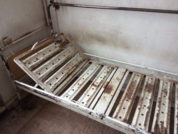 Łóżko rehabilitacyjne do odnowienia