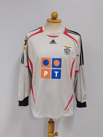 Camisola de jogo do Quim Benfica 2006/2007 (Belenenses 1-2 Benfica)