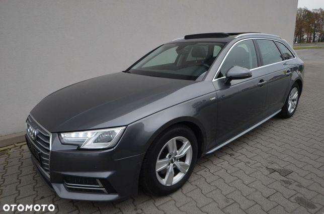 Audi A4 S LINE*PANORAMA*xe*navi*100%bezwypadek*z Niemiec