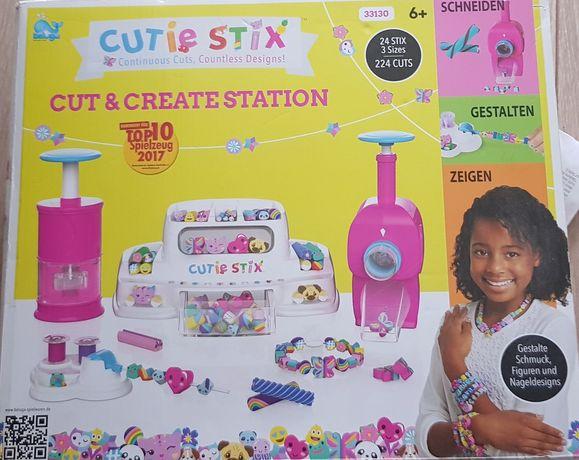 Cutie stix-zestaw do robienia biżuterii+ gratis