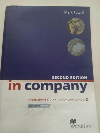 In Company, intermediate student's book
