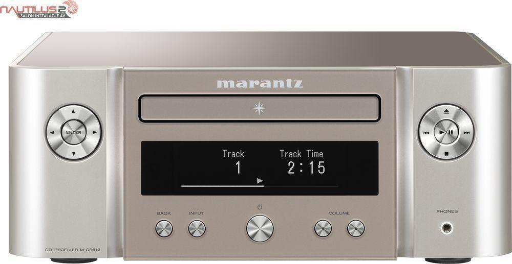 Marantz Melody X (M-CR612) Wzmacniacz Odtwarzacz CD WiFi Spotify Tidal Rzeszów - image 1